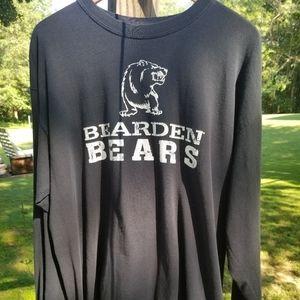 Vtg Bearden Bears NHL long sleeve